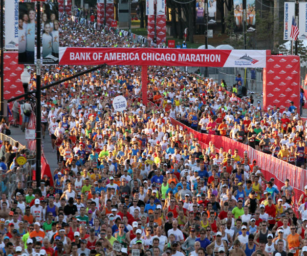 Mobile Pro Systems Mobile Surveillance at Bank of America Chicago Marathon