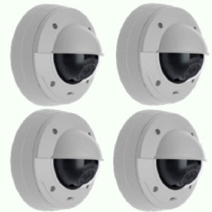 AXIS Fixed Security Cameras