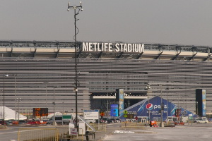 Mobile Pro Systems at MetLife Stadium