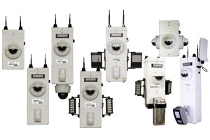 Power Sentry 6000 Pole Mounted Surveillance Camera Systems