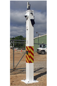 Gate Control Surveillance Camera System