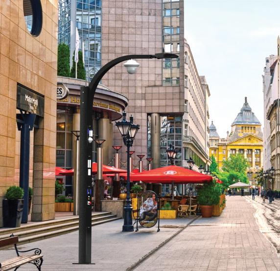 Smart Pole Street View