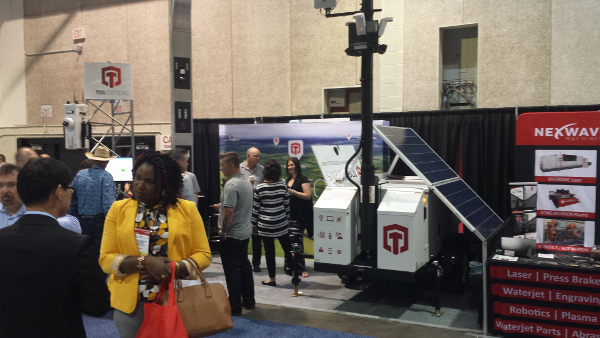 MPS & TOG Systems at Global Petroleum Show June 2017