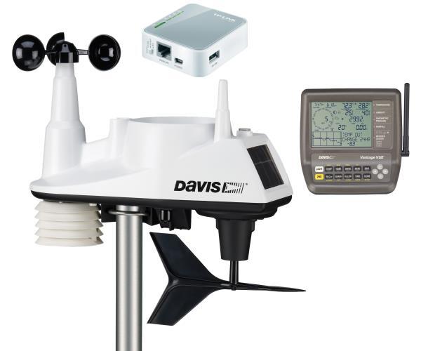 Camera Trailer Weather Station Option