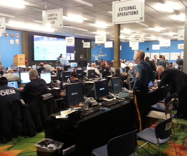 Mobile Pro Systems Behind the Scenes at Super Bowl 2014