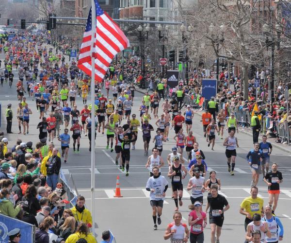 Mobile Pro Systems Mobile Surveillance at Boston Marathon