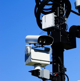 License Plate Recognition Camera System