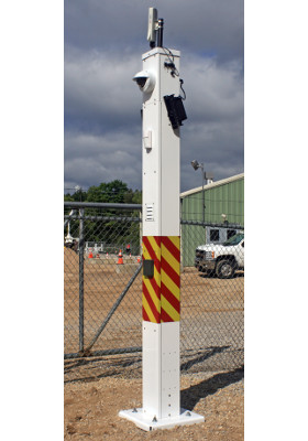 Gate Sentry Surveillance Camera System with Custom Finish