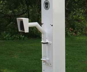 Gate Control Surveillance Camera System Gate Sentry
