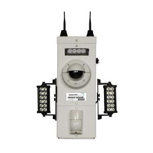 Defender Mounted Mobile Surveillance System