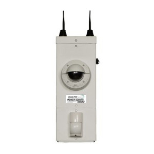 Lot View Mounted Mobile Surveillance System
