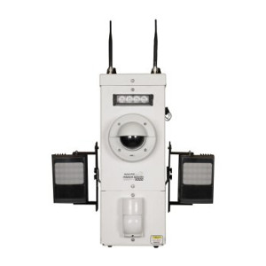 Night Sight Mounted Mobile Surveillance System