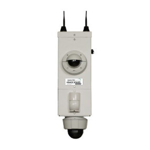 Site/Property Monitor Mounted Mobile Surveillance System