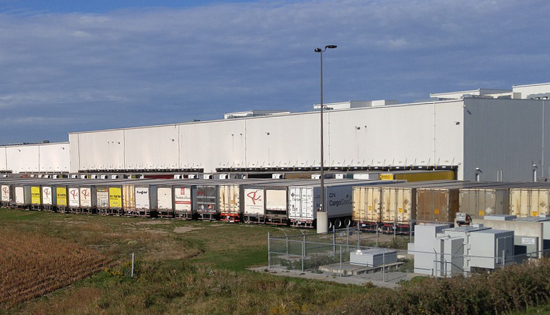 Warehouse Security A Vulnerable Link in the Supply Chain