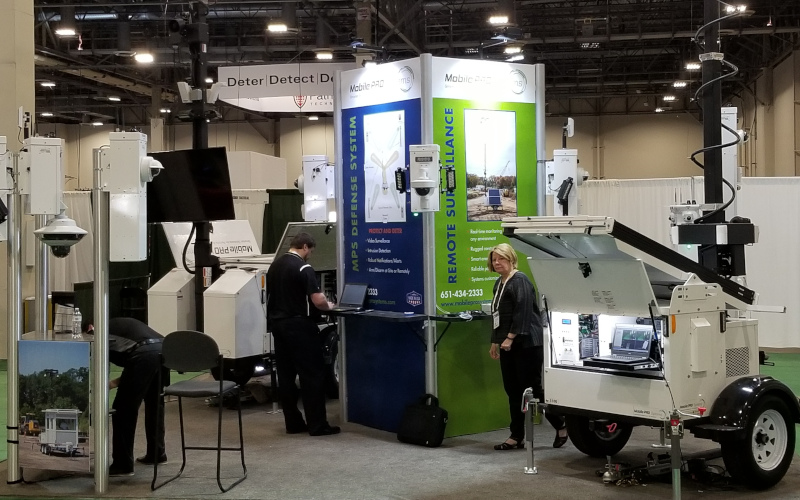 MPS at ISC West 2019