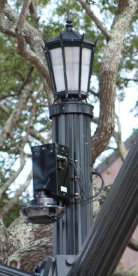 MPS Power Sentry Smart Pole