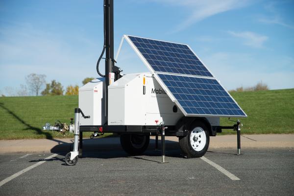 MPS Commander 3400 Solar Panel Option