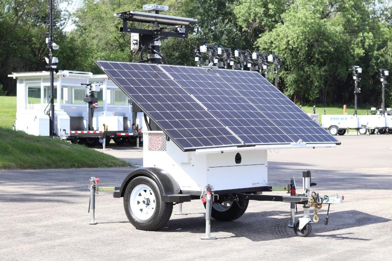 MPS Falcon 3100 Solar Panel Option